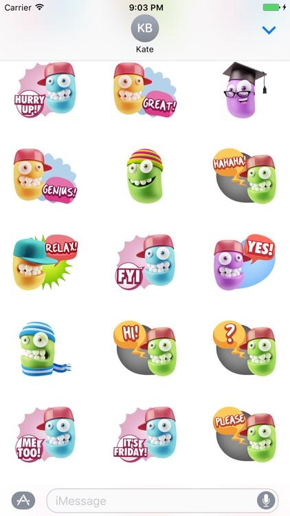3D Expressions 2 screenshot-4