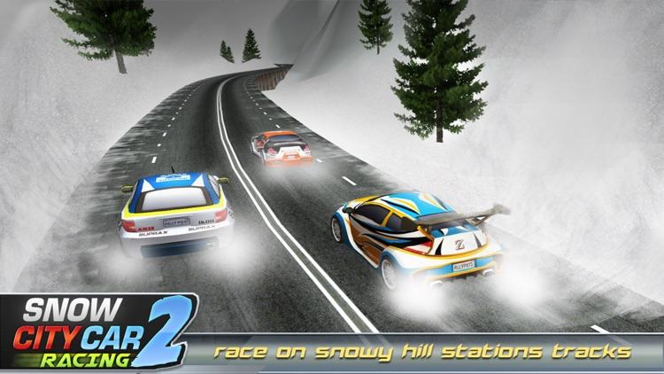 Rally Racer 2017 - Winter Sports Car Drift Ultra screenshot-3