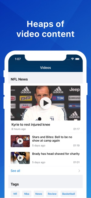 Pro football live nfl scores on the app store publicscrutiny Gallery