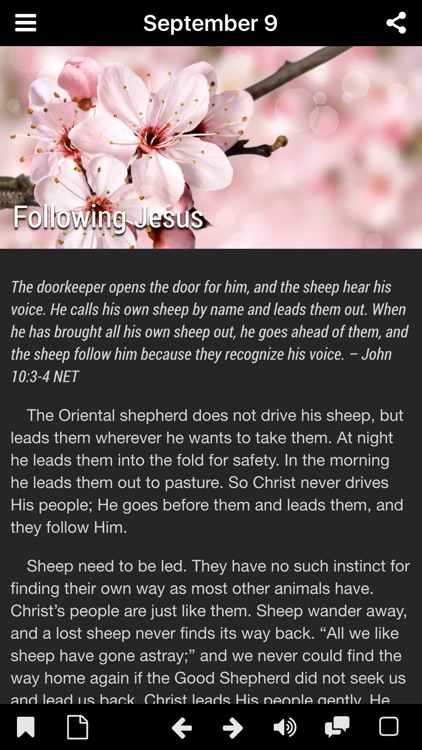 Daily Word of God - Daily Devotional screenshot-4