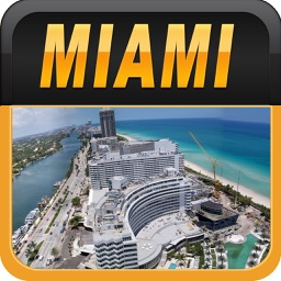 Miami Offline Map Travel Guide