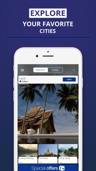 Laos - Travel Guide & Offline Maps screenshot one