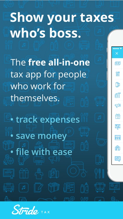 Stride Tax - Mileage Tracker