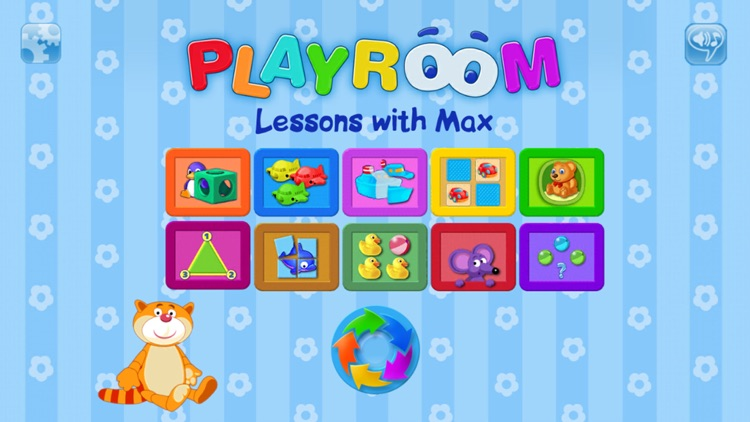Playroom for kids and toddlers screenshot-0
