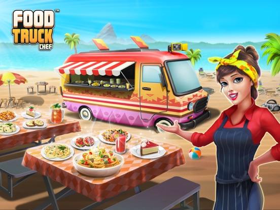 Food Truck Chef™ на iPad