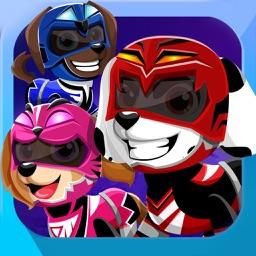 Power Paw Samurai– Pups Dress Up Games for Free HD