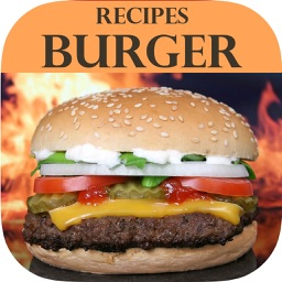 Burger Recipes - Beef Burgers,Veggie Burgers,Chicken Burgers,Burger Sauces