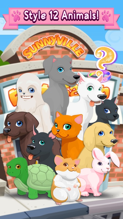Sunnyville Pet Salon screenshot-4