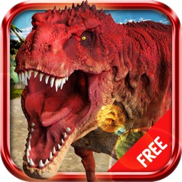 Dinosaur Fighting Game | T-Rex Adventure Simulator