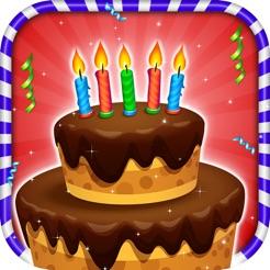 Kids Birthday Cake Maker