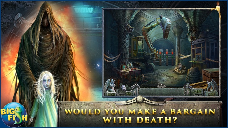 Redemption Cemetery: Clock of Fate - A Mystery Hidden Object Game (Full) screenshot-0
