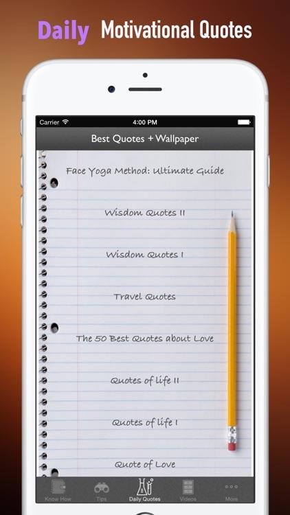 Face Yoga Method: Ultimate Guide screenshot-4