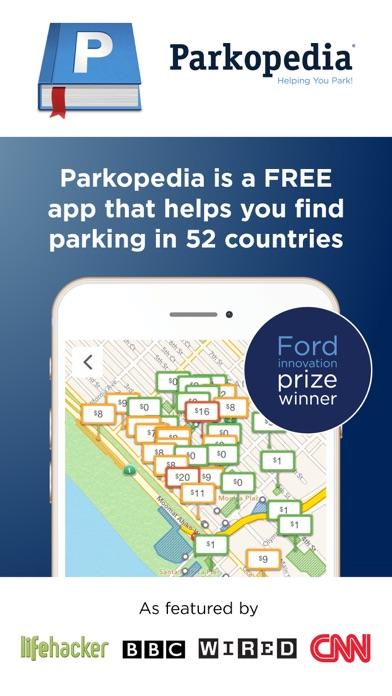 Parkopedia Parking for Windows