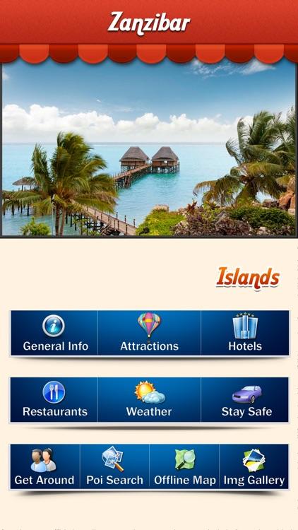 Zanzibar Island Offline Travel Guide