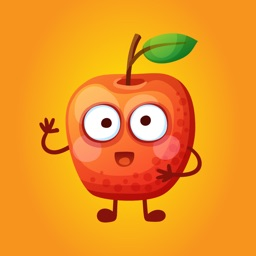 Funny Fruit Emojis Sticker App