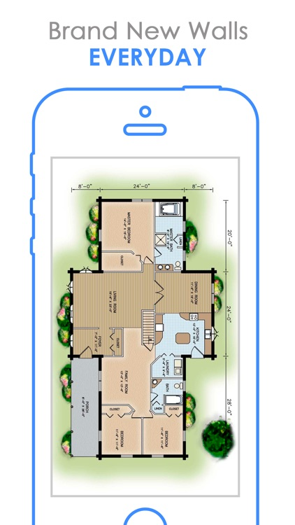Magical Home Plans Idea | Free Floor Plan Catalog screenshot-3
