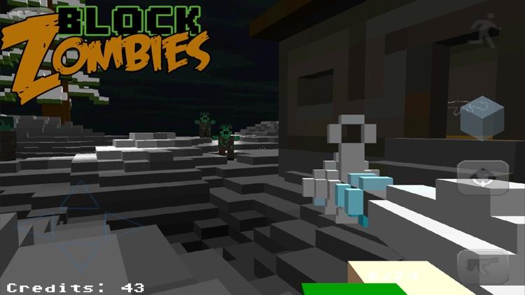 Block Warfare: Zombies FREE