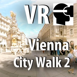 VR Vienna City Walk 2 - Virtual Reality 360