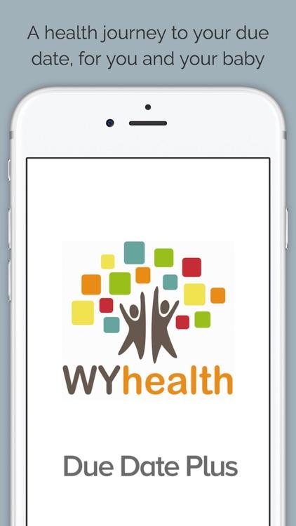 WYhealth Due Date Plus: Pregnancy Tracker