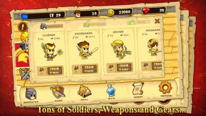 Screenshot #7 for Pocket Army