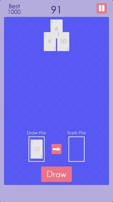 Endless Tower Solitaire screenshot 6