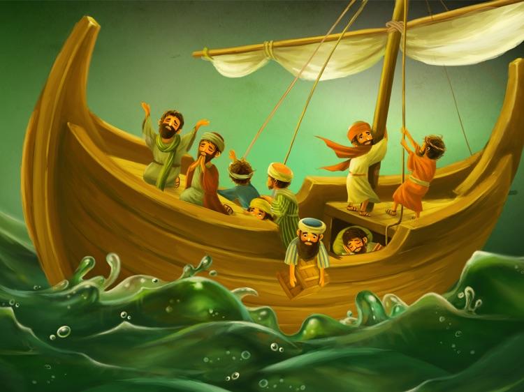 Jonah The Runaway Prophet