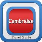 Cambridge Offline Map Travel Guide icon