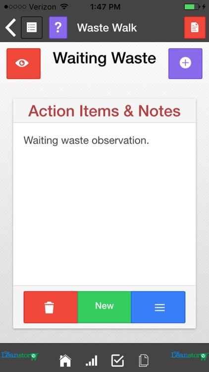 Lean Waste Audit and Waste Walk screenshot-3