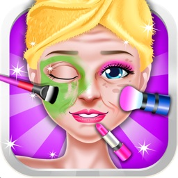 Grandma Salon Make-Up Spa Makeover Game for Free!