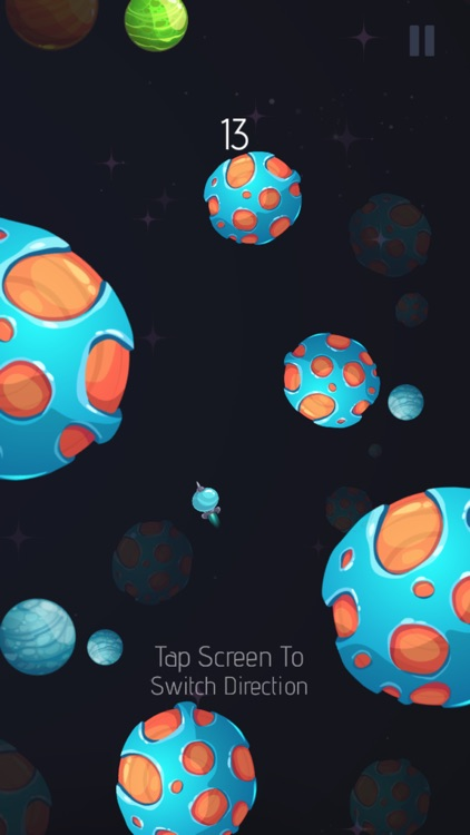 Swoopy Orbit