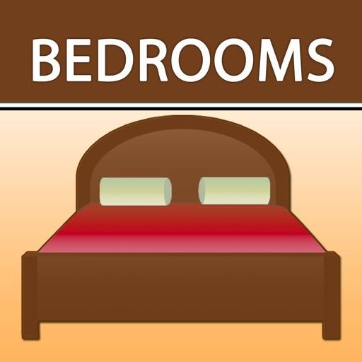 Спальни. Дизайн интерьеров
