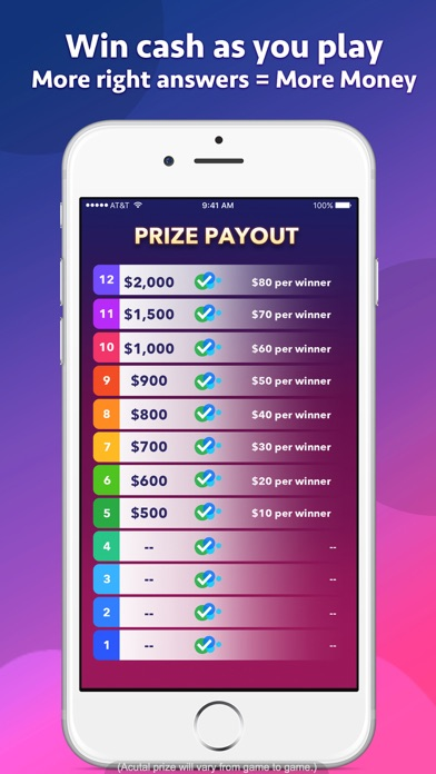 Cash Show - Win Real Cash! app image