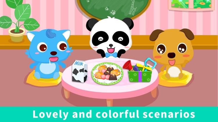 Panda Sharing Adventure screenshot-3
