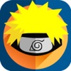 Naruto Edition Camera : Ninja Hair Fan Art Manga Sticker