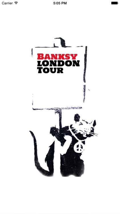 Banksy London Tour screenshot-0