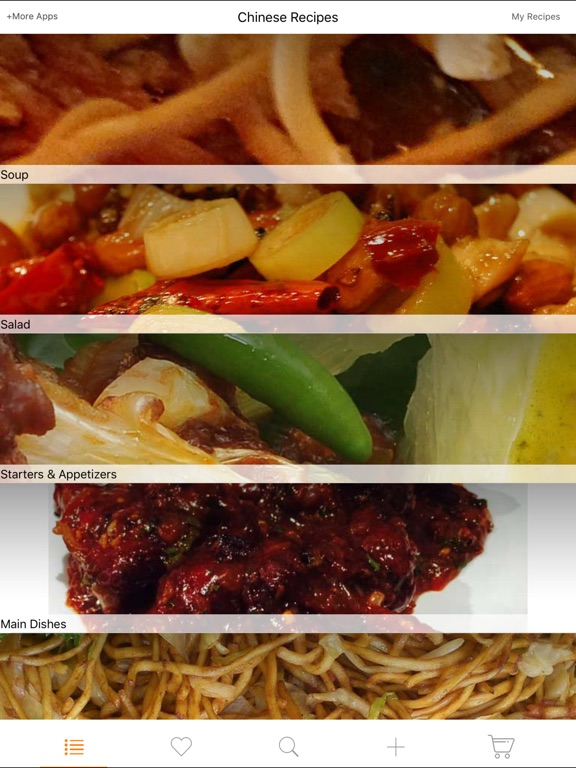 Chinese recipes cookbook of asian recipes app price drops screenshot 1 for chinese recipes cookbook of asian recipes forumfinder Choice Image