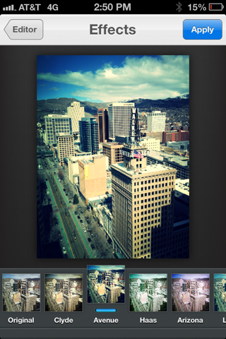 Instagood- photoshop editor for instagram. Free! screenshot 4