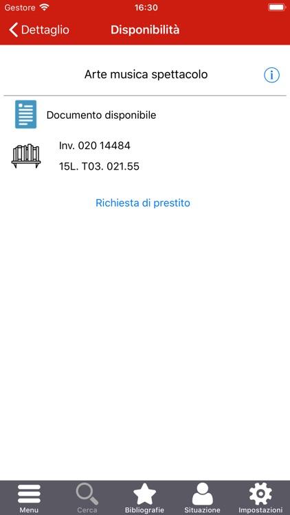 bibliounimi screenshot-4