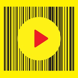 ScanVid - BARCODE & QRCODE SCANNER-Video Player