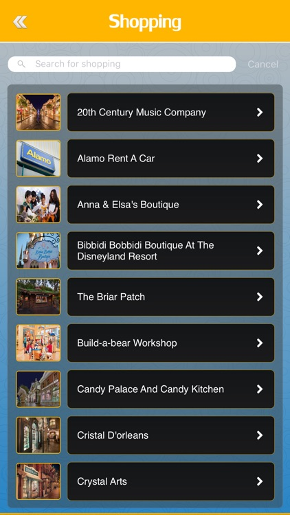 Great App for Disney California Adventure screenshot-3