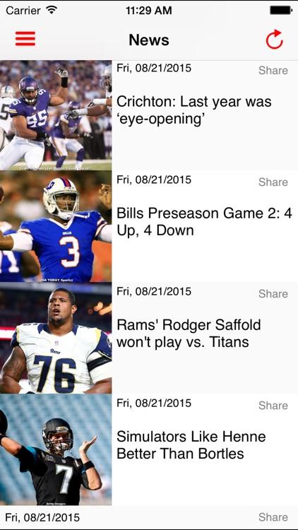 Football Radio and News Live screenshot-4