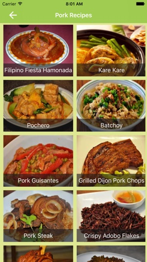Filipino food recipes offline free on the app store filipino food recipes offline free on the app store forumfinder Images