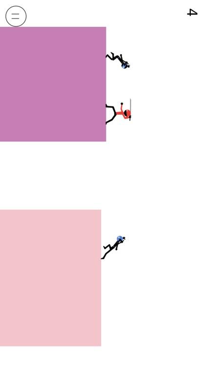 火柴人跳跳跳-欢乐英雄大逃亡 screenshot-3