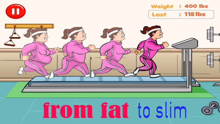 Mat the Fat - Stay Fit with any 2 exercises