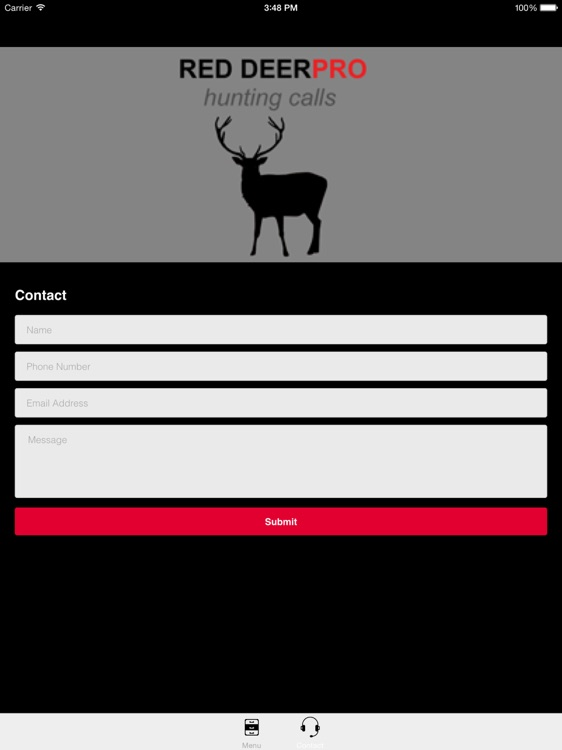 REAL Red Deer Calls & Red Deer Sounds for Hunting -- BLUETOOTH COMPATIBLE screenshot-3