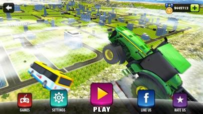 Mega Ramp Transform Racing 3D