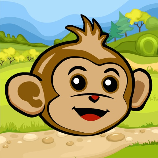 Aaaron the Monkey Run and Jump