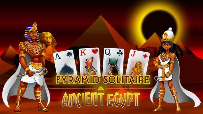 Pyramid Solitaire - Egypt Screenshot