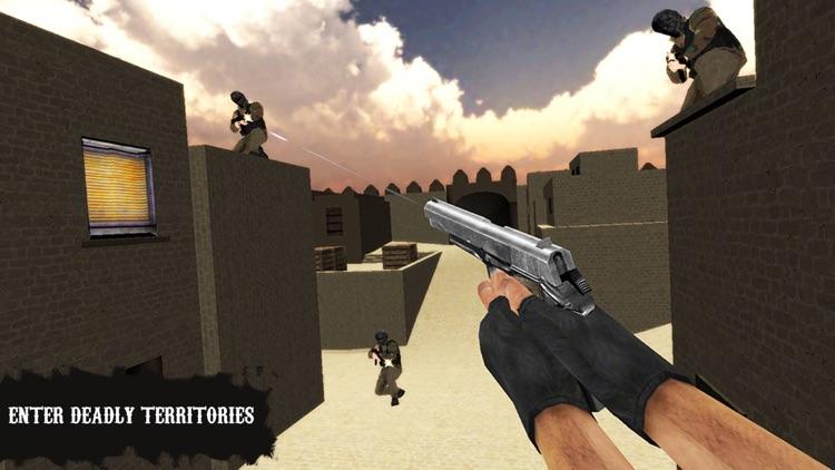 Army Commando Assassin: Special Ops Sniper Killer screenshot-4