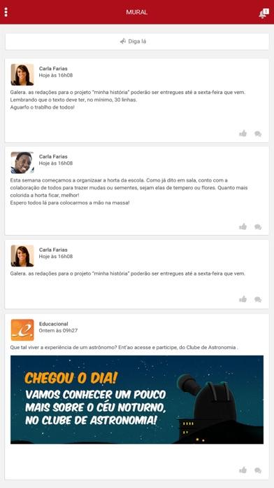 Colégio Equipe Recife screenshot one